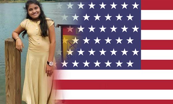 Indian Girl From Telangana In Youth Exchange And Study Programs-Telangana Program Telugu NRI News Updates