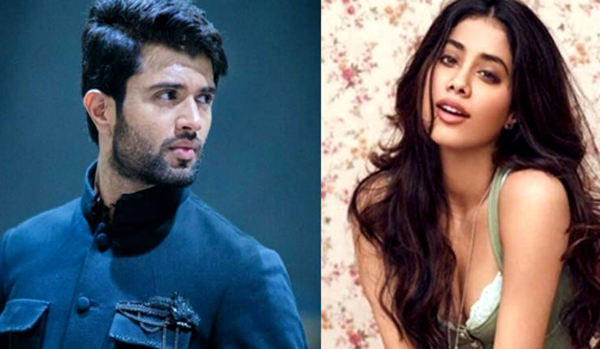Jhanvi Kapoor About Marry With Vijay Devarakonda-Jhanvi Krush Love And Marriage Devarakonda