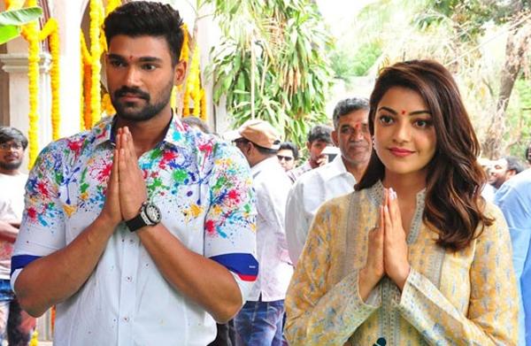 Kajal Agarwal Reveals Director Teja Movie With Her-Bellam Konda Srinu Next Director Indian2 Kajal Seetha Sitha