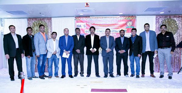 NATS Fundraising Party In America Makes Huge Response-Nats Nri Telugu Nri News Updates