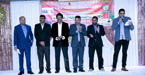 NRI NATS Helping Students In Detroit-Nri Telugu Nri News Updates