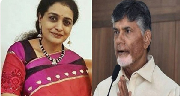 Nandamuri Suhasini To Join TRS Party-Cm Kcr Nandamuri Tdp Telangana Trs Party