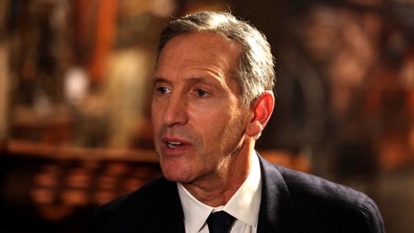 President Race Together Says Howard Schultz-H1b Visa H4 Howard Schultz Nri Telugu Nri News Updates