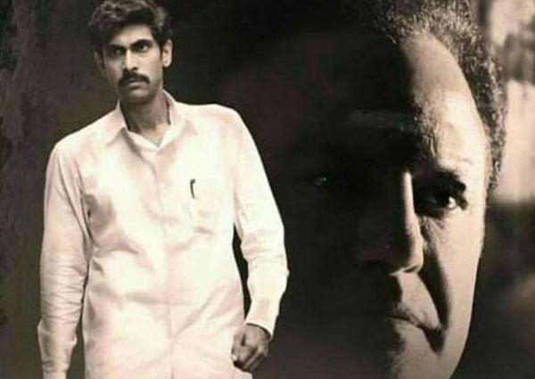 Rana Comments On His Role In NTR Biopic-Chandrababu Naidu Director Krish Kalyan Am Ntr Biopic Rana Daggubati Sumanth