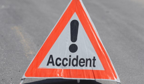 Variety Accident In The World Car Squashed Collision With Bicycle-Car Front Bumper Of