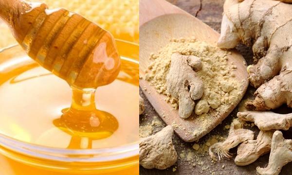 Viral Fever Home Remedies For Treating Children-Children Ginger Juice Home Honey
