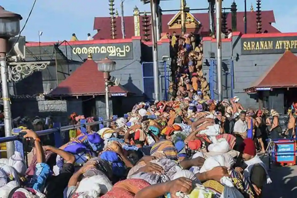 Sabarimala Temple And Right To Equality-Gender Equality Hindu Gods Men Women Religious