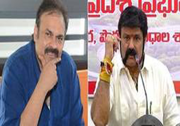 Nagababu Counter To Ballakrishna On A Short Film-