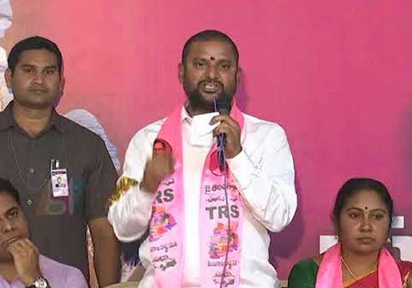 Ramagundam Mla Joining Trs Party-
