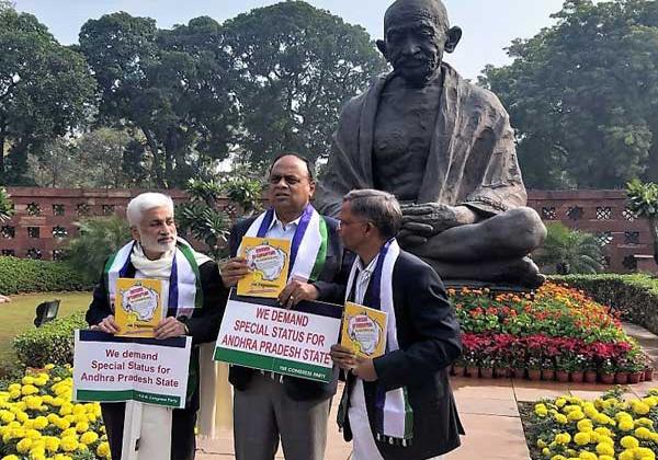 Ysrcp Leaders Released A Book At Delhi-