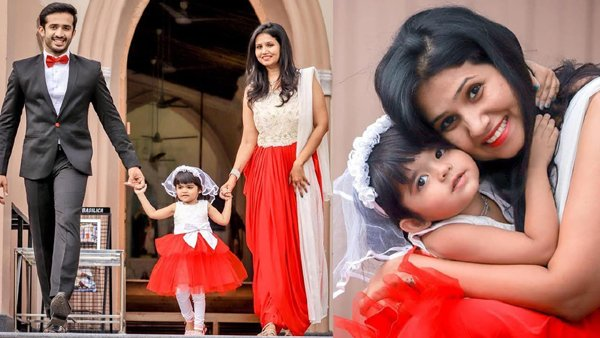Anchor Ravi Reveals About His Marriage And Daughter-Anchor Daughter Anchor Pics Wife Viral