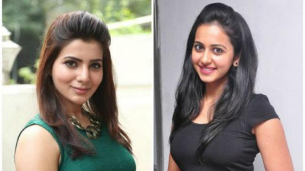 Bellamkonda Srinivas Next Movie With Rakul And Samantha-Rakul Preeth Singh Rx 100 Director Samantha Samudram