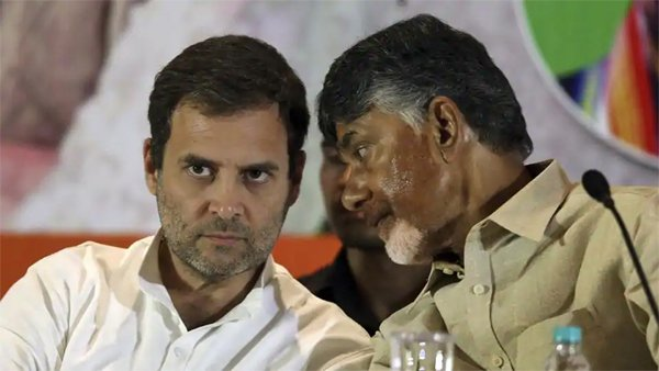 Chandrababu Naidu Have Doubt About Winning In 2019-Ap Congress Ap Elections Dates Chandrababu Janasena Party Nara Lokesh Pawan Kalyan Janasena Tdp Candidates List Ycp Ys Jagan