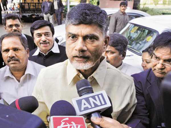 Chandrababu Naidu What's To Focus On Media For Next Elections-Chandrababu Media Tdp