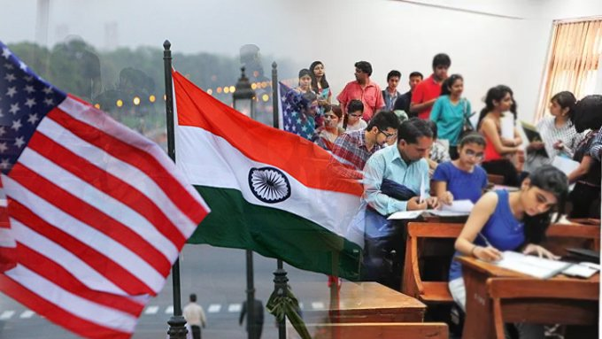 Indian Students In America Concerned About Future--Indian Students In America Concerned About Future-