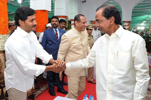 KCR Gets Survey On AP Toor About Politics-Kcr Kcr Ap Return Gift Pawan Kalyan Janasena Return Trs Ycp Ys Jagan
