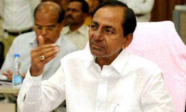 KCR In Yerraballi Farm House For Telangana Politics-Kcr Form Politics Governament