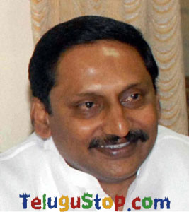 Kiran Kumar Reddy -Telugu Telugu Political Leader Profile & Biography