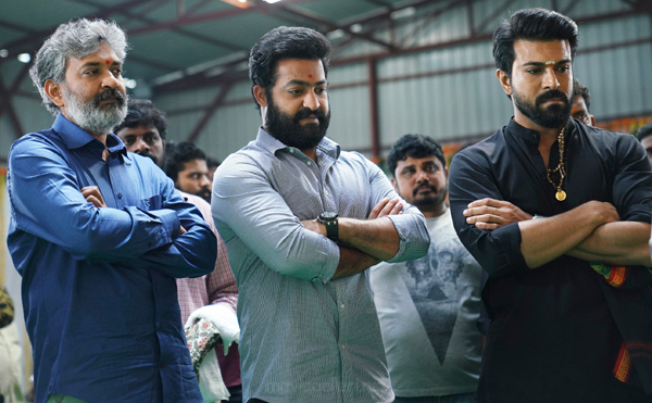 Rajamouli Puts Side To NTR In RRR Movie-Jr Ntr Parineeti Chopra Rajamouli Ram Charan Rama Ravana Rajyam Rrr Movie