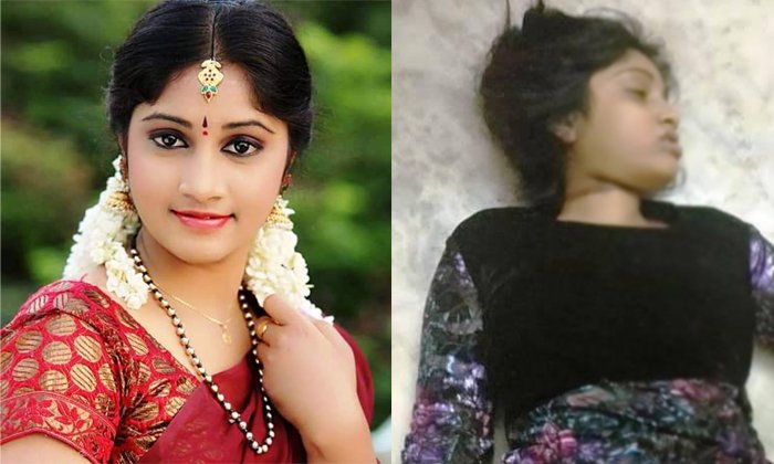 Telugu TV Actress Naga Jhansi Committed Suicide In Hyderabad-Pavitra Bandham Serial Artist Selfie Video Surya Teja