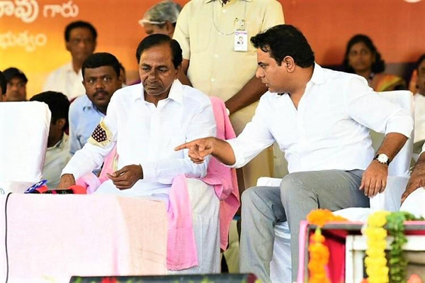 The Reason Why Harish Rao Want To Quit From TRS-Kcr Ktr Trs Trs