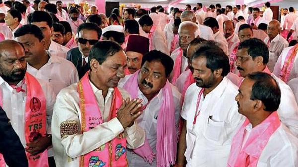 These TRS MLA Wants Minister Place In Telangana Cabinet-Kcr Ktr Mahakutami Telangana Cabinet Politics Trs Trs Mlas