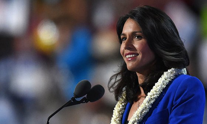 Tulsi Gabbard Officially Launches 2020 US Presidential Campaign-First Hindu Lawmaker Tulsi Us Congress Us Campaign