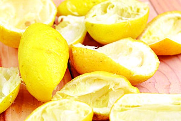 Unkonwn Facts About Lemon Peels-Lemon Peels Uses
