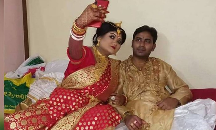 Badass Bengali Bride Shuns Outdated Ritual At Own Wedding--Badass Bengali Bride Shuns Outdated Ritual At Own Wedding-