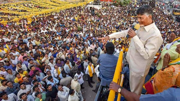 What About TDP Mileage In Andhra Pradesh-Narendra Modi Tdp Ycp Ys Jagan