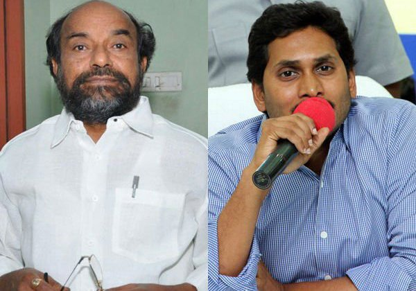 Telagana Tdp Leader R Krishnayya Meet To Jagan-