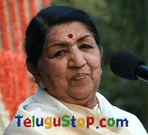Lata Mangeshkar -Telugu Singer Profile & Biography