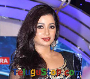 Shreya Ghoshal -Telugu Singer Profile & Biography