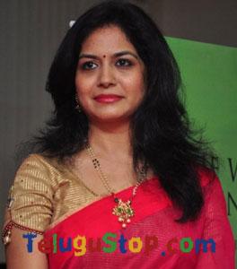Sunitha Upadrashta -Telugu Singer Profile & Biography