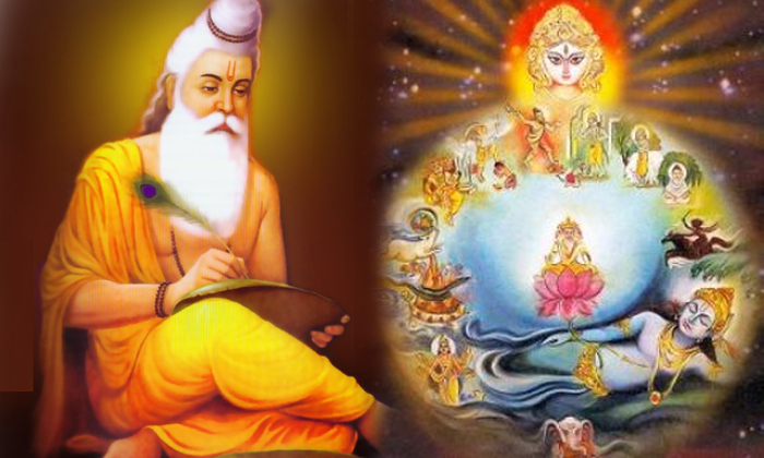 18 Puranas And Their Themes--18 Puranas And Their Themes-