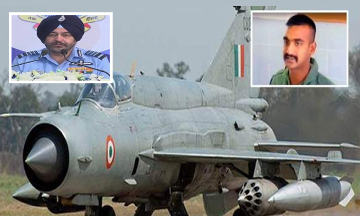 Air Marshal Chief Of India Speech Goes Viral About Abhinandan Health--Air Marshal Chief Of India Speech Goes Viral About Abhinandan Health-