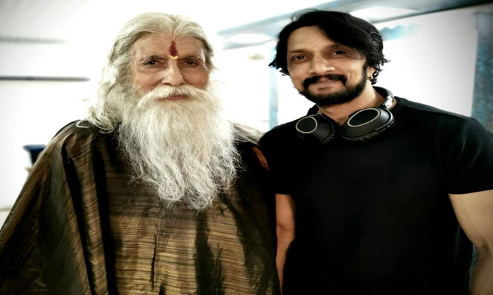 Amitabh Bachchan Look Very Exciting In Sara Movie--Amitabh Bachchan Look Very Exciting In Sara Movie-