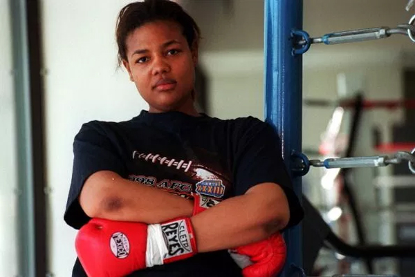 Boxer George Foreman's Daughter Freeda Foreman Found Dead In Texas-George Texas Women