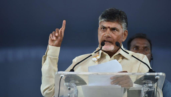 Chandrababu Sensational Comments On Bjp--Chandrababu Sensational Comments On BJP-