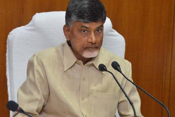 Chandrababu Serious On Jagan--Chandrababu Serious On Jagan-