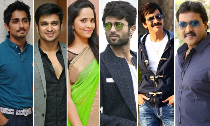 Character Artists Turns Into Big Stars In Tollywood--Character Artists Turns Into Big Stars In Tollywood-