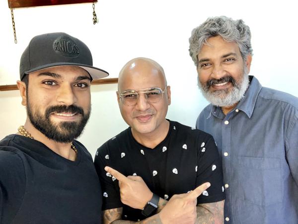 Director Rajamouli Making RRR Movie In Hollywood Style-Alia Bhatt Director Jr Ntr Ram Charan Rrr Release Date Rrr Shooting Updates