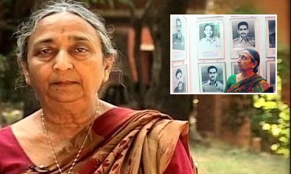 Even After 47 Years A Wife Still Waits For Her Fighter Pilot Husband-54 Defense Personnel Damyanti Pilot Husband Vijay Vasant Tambay