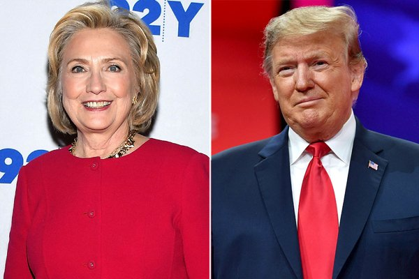 Hillary Clinton Say She Is Not In American President Race-Hillary Nri Telugu Nri News Updates Trump