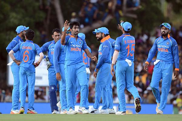 ICC Cricket World Cup 2019 Indian Team-Ambati Rayudu Icc Indian Team Ms Dhoni Virat Kohli