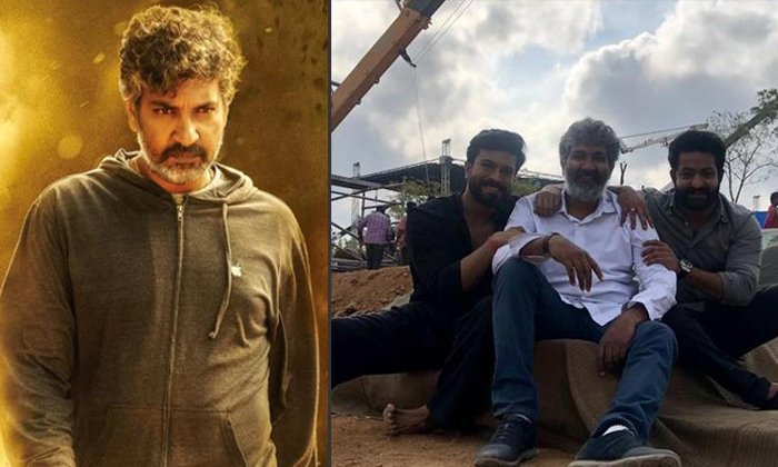 Interesting Update About Rajamouli\'s Rrr Movie--Interesting Update About Rajamouli's RRR Movie-