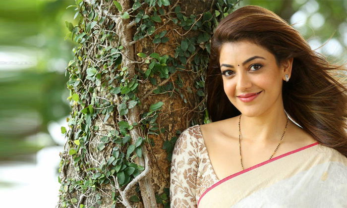 Kajal Aggarwal Says Her Starting Days Love Story--Kajal Aggarwal Says Her Starting Days Love Story-