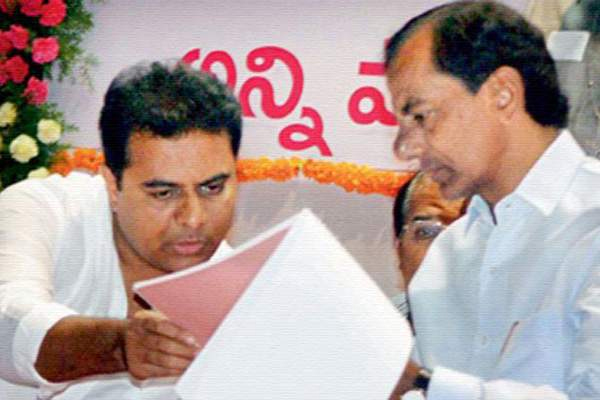 Kcr Plans About Trs Mp Candidates-Cm Ktr Candidates
