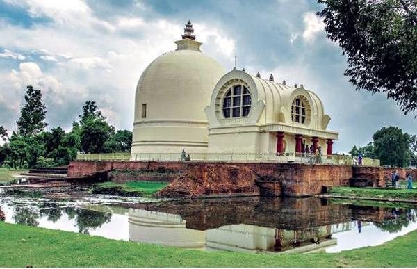 Lord Buddha Last Lived Place Is Kushinagar-