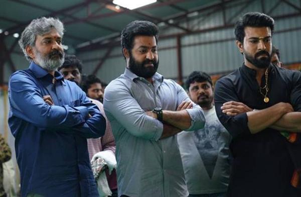 Rajamouli Gives Clarity On RRR Movie Story-Komaram Bheem Ntr Rajamouli Ram Charan Rrr Story Rrr Villain